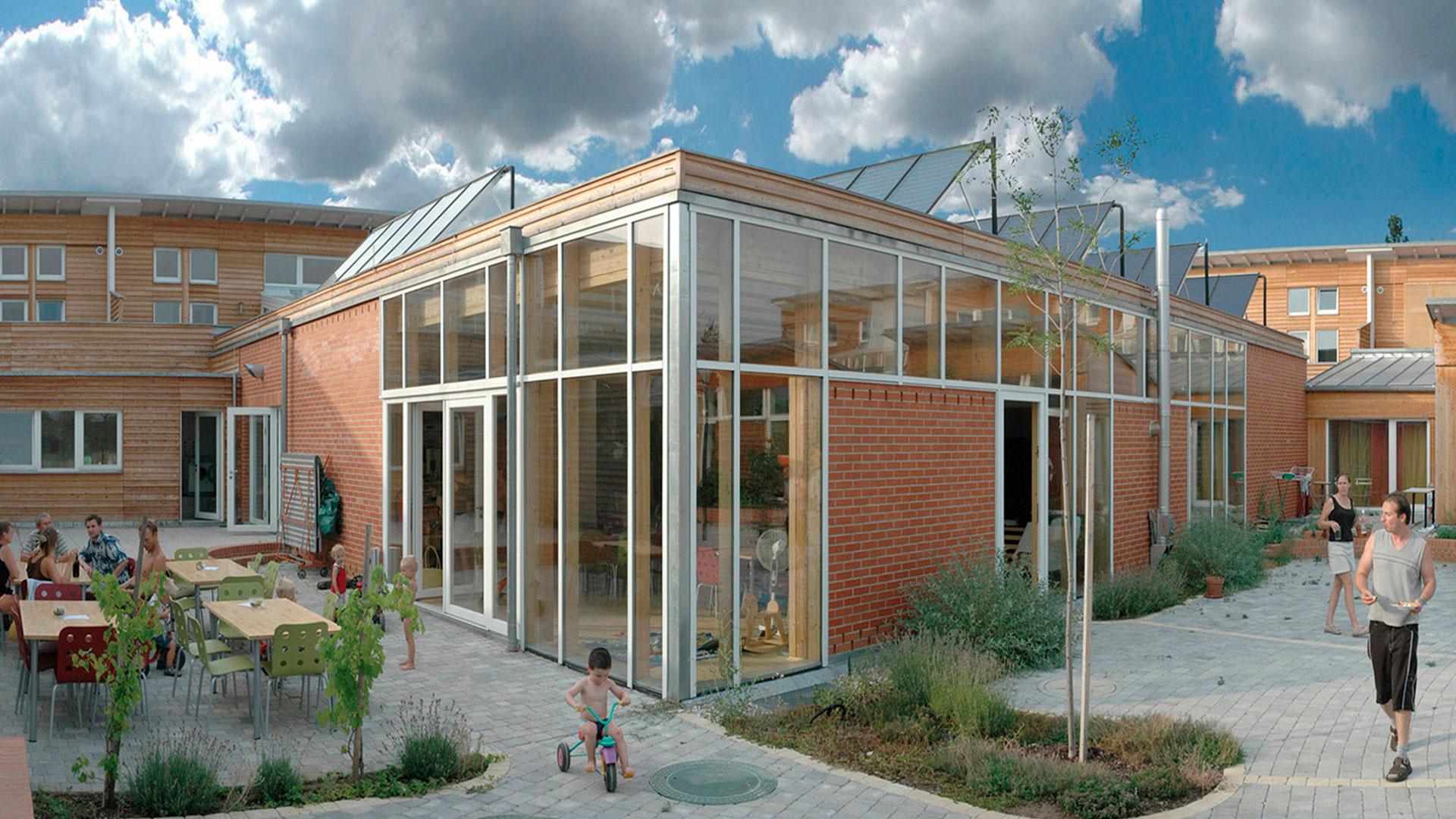 Cohousing Siedlung Lebensraum