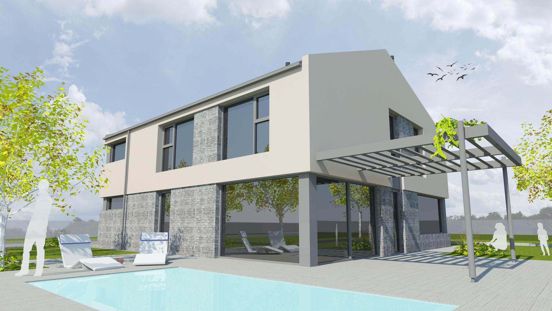 einfamilienhaus gänserndorf architektur